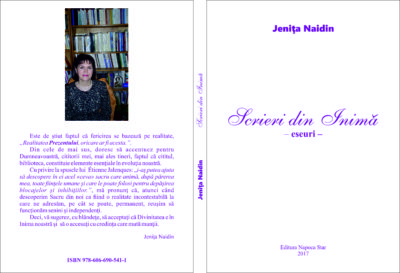 Scrieri din Inimă Coperta Jenita Naidin